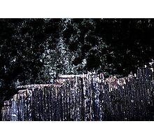 Decaying Skyline Photographic Print