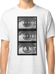 ATWYW - Head/Eye Liner Classic T-Shirt