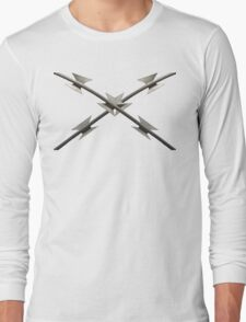 Razor Wire Long Sleeve T-Shirt