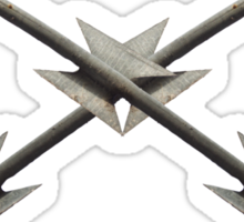 Razor Wire Sticker