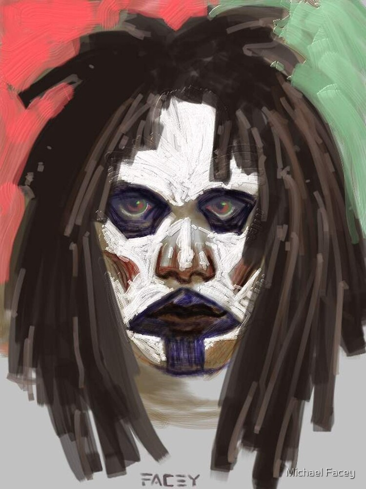 Gothic Dred by Michael Facey