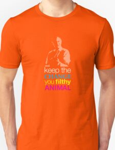 Home Alone - Keep the Change You Filthy Animal Unisex T-Shirt