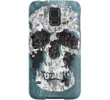 The Blue Skull of Baker Street Samsung Galaxy Case/Skin