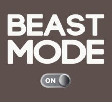 Beast Mode On Workout by TheShirtYurt