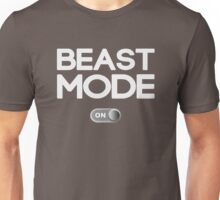 Beast Mode On Workout Unisex T-Shirt