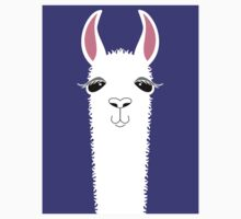 LLAMA PORTRAIT #6 Kids Clothes