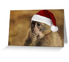 Dear Santa.... Greeting Card