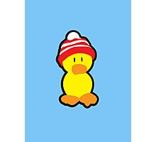 Peter the Duck Photographic Print