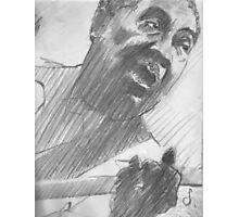 Mojo Man Photographic Print