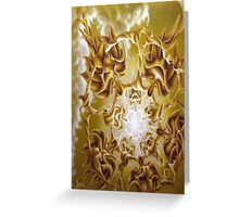 Energize, Surreal Nature Greeting Card