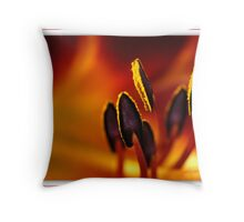 Up Close & Personal 2 Throw Pillow
