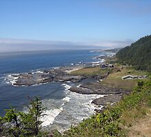 Oregon Coast by JavaMama730