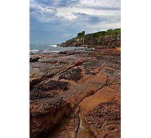 Short Point - Merimbula Photographic Print
