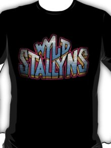 Bill and Ted Wild Stallions T-shirt T-Shirt