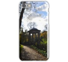 St Bernard's Well iPhone Case/Skin