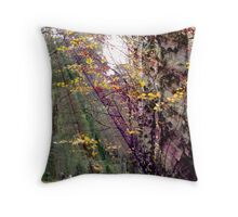 RADIANT AUTUMN II Throw Pillow
