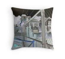 Make Way For the By-pass! Throw Pillow
