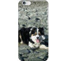 Laddie Rocks. iPhone Case/Skin