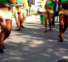 Carnaval legs by authentic