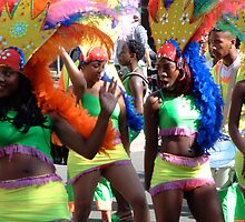 Caribean carnaval by authentic