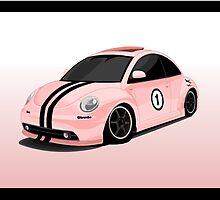 Volkswagen New Beetle Mod by Sebastian Mueller