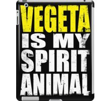 Vegeta is my Spirit Animal iPad Case/Skin