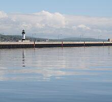 South Pier by Elizabeth  Lilja
