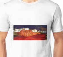 The Tower of London Poppies - 1 Unisex T-Shirt