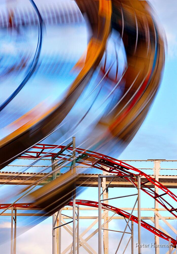 Fun fair by Peter Hammer