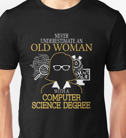 Computer Science Underestimate Unisex T-Shirt