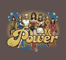 Women of 70s TV - POWER! by Captain RibMan
