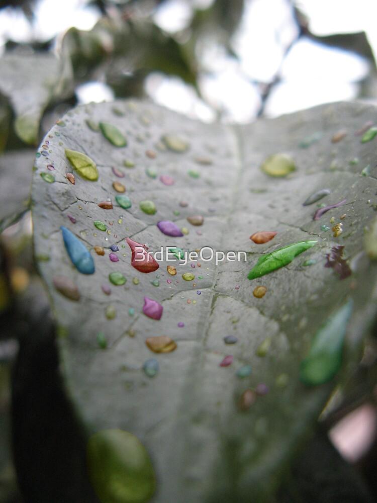 Liquid Imagination - Rainbow Cloud Juice Series by 3rdEyeOpen