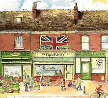 Pig and Pastry, Bishy Road, York by RonnieCruwys