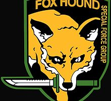 Foxhound Special Forces Group Metal Gear Solid by semackj