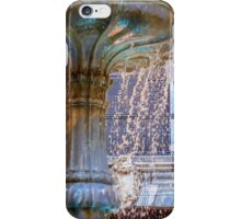 Over Flowing Fountain iPhone Case/Skin