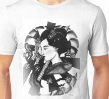 Japanese geisha wonderland  Unisex T-Shirt
