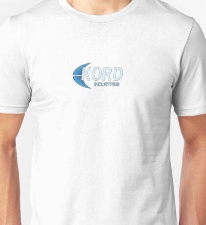 Kord Industries. Blue Beetle Unisex T-Shirt