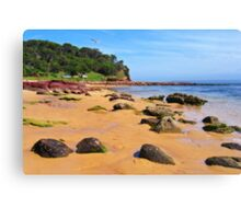Bar Beach - Merimbula Canvas Print