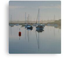 Swan Bay Harbour, Queenscliff Canvas Print
