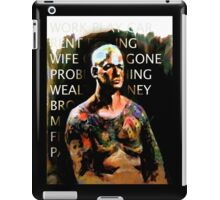 Problems iPad Case/Skin