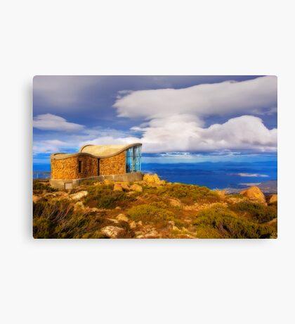 Mount Wellington Canvas Print
