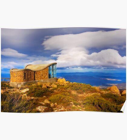 Mount Wellington Poster