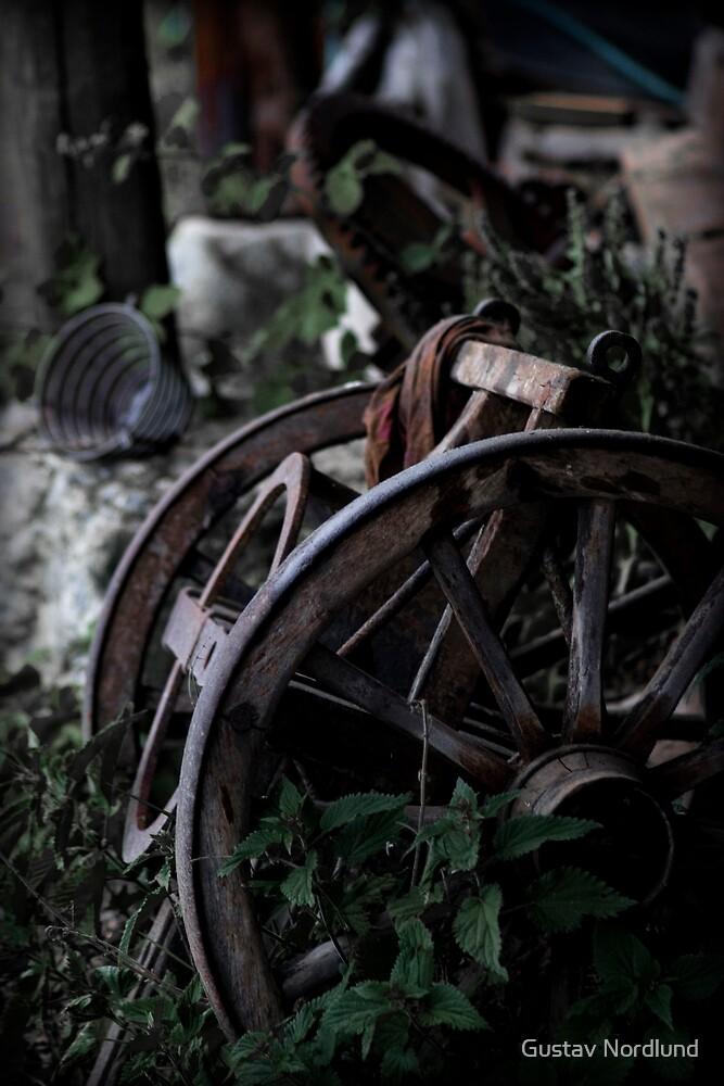 Wheels by Gustav Nordlund