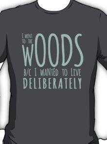 Walden (Mint) T-Shirt
