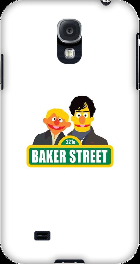 221B Baker Street - Sherlock by Mark Walker