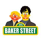 221B Baker Street - Sherlock by Mark Walker