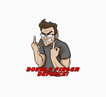 DOUBLE FINGER DEFENCE - Markiplier Unisex T-Shirt