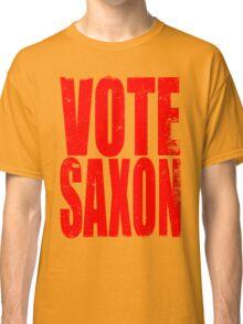 VOTE SAXON (the Master) Classic T-Shirt