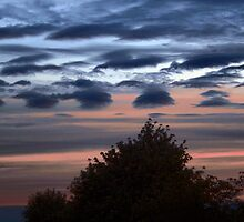 Unusual Clouds by Forfarlass