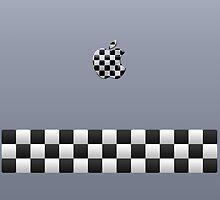 Finish [Gray + Apple Logo] by voGue